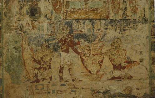Aurélie Quirion – «Adaptation et indexicalité du discours monumental : l'inscription des nécropoles de Moyenne Égypte»